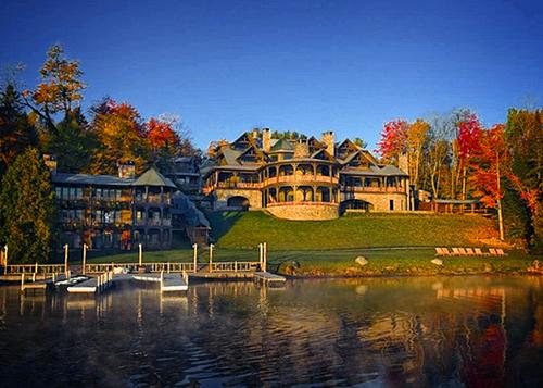 Photo Courtesy of the Lake Placid Lodge