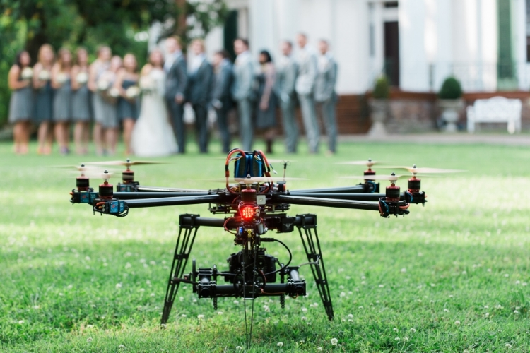 drone-wedding-photography | jeffrey-house-photography