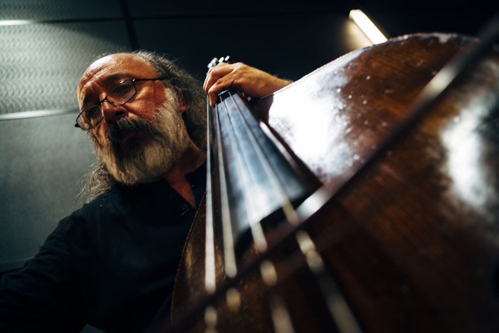 Nick Tsiavos - double bass