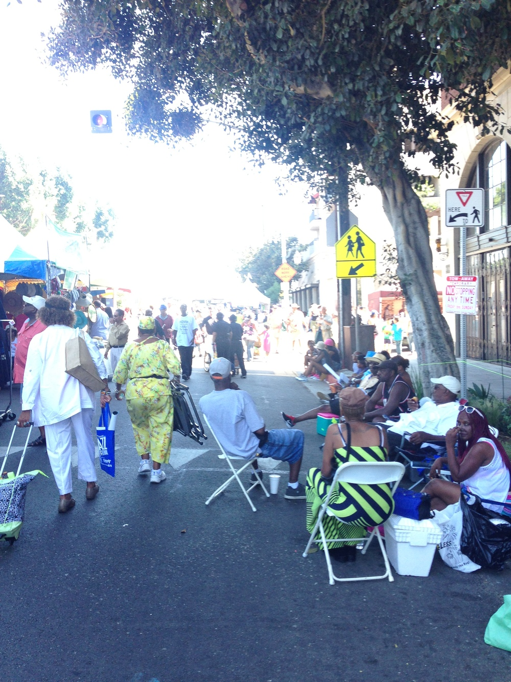 Central Avenue Jazz Festival 2014