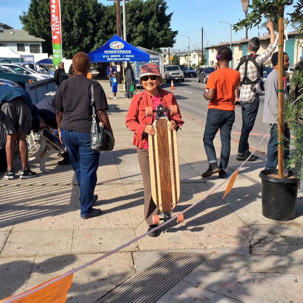Street Beats - Challenge Grant Recipient 2015