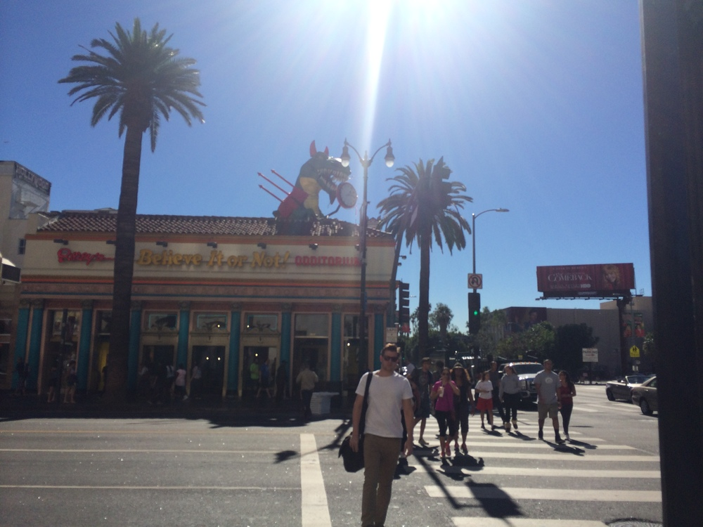 Hollywood Boulevard 2014