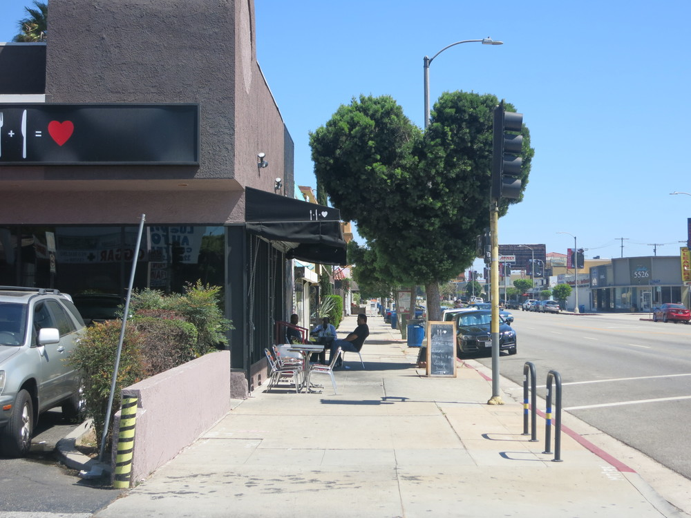 Pico Boulevard 2014