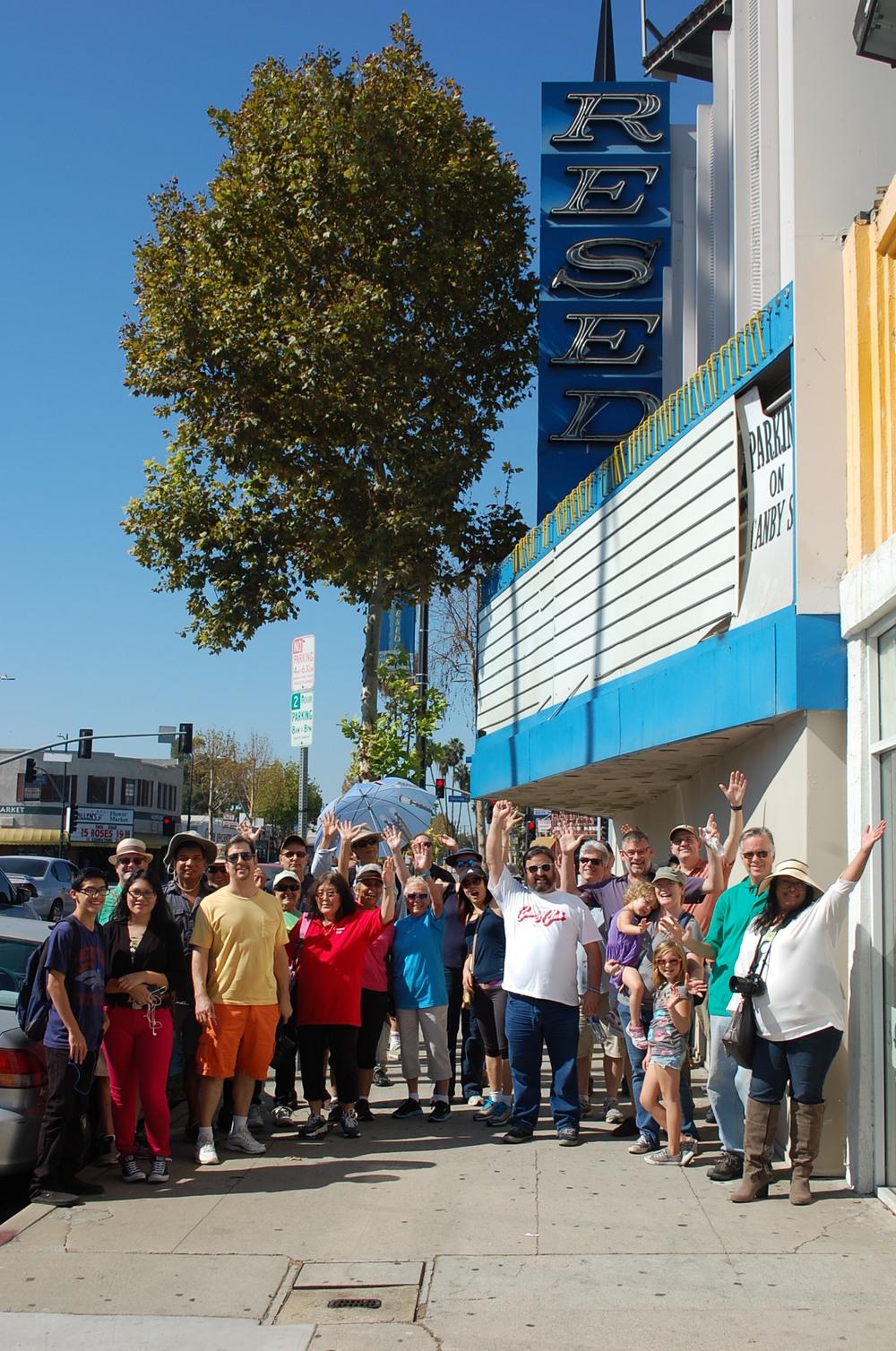 2014 LA Walks