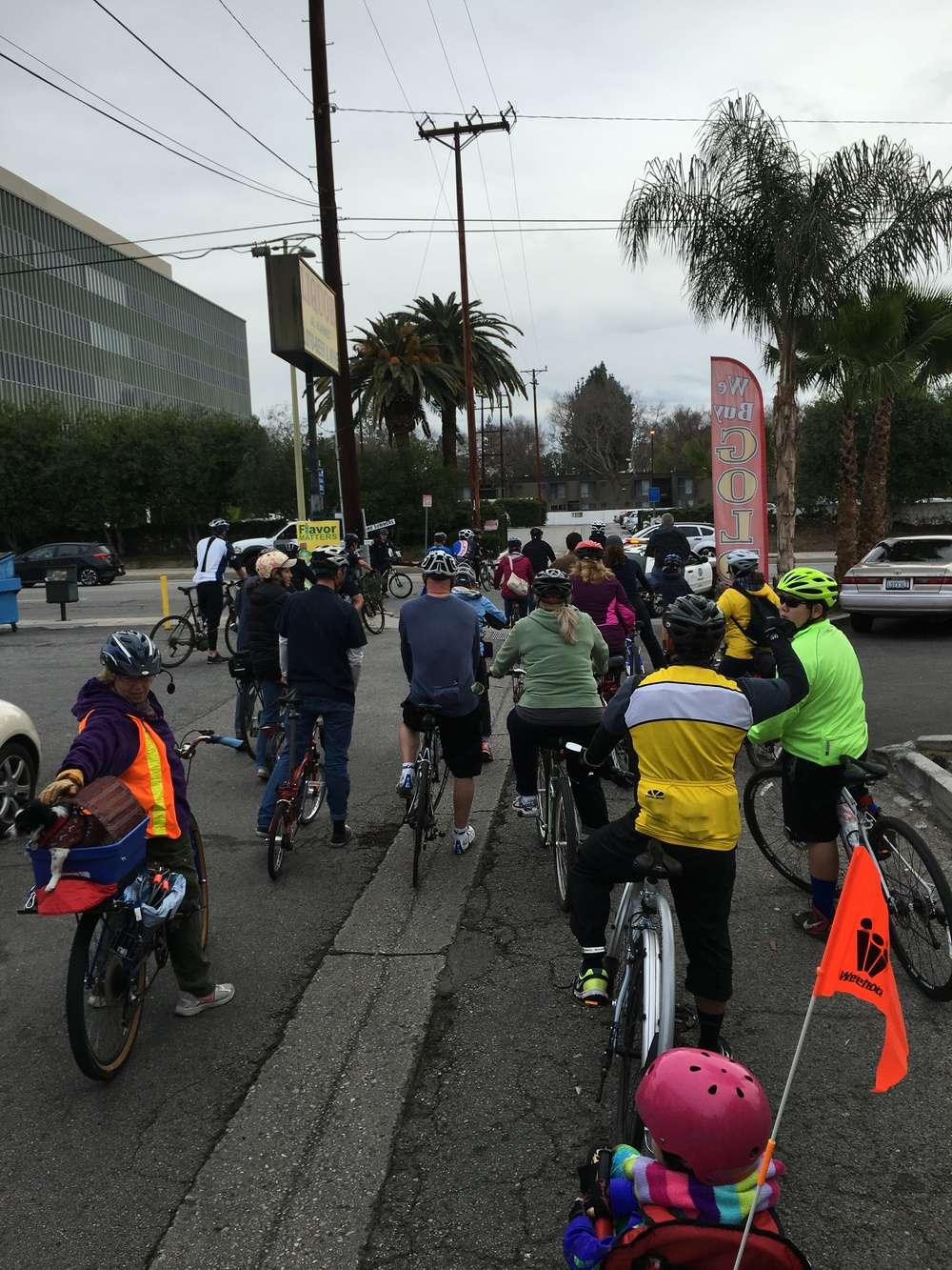 2016 Community Bike Ride