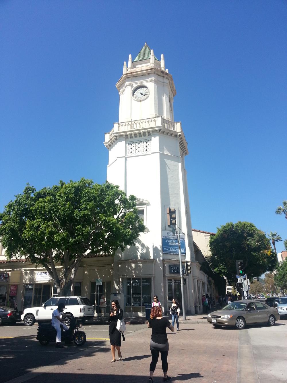 Westwood Boulevard 2014