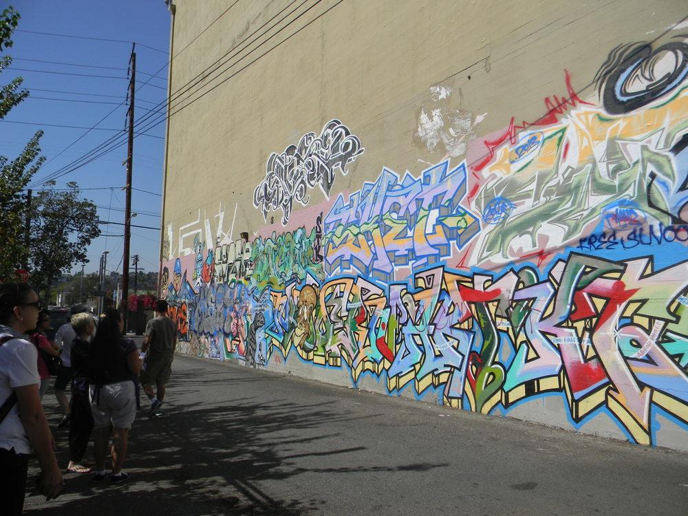 LA Walks 2014