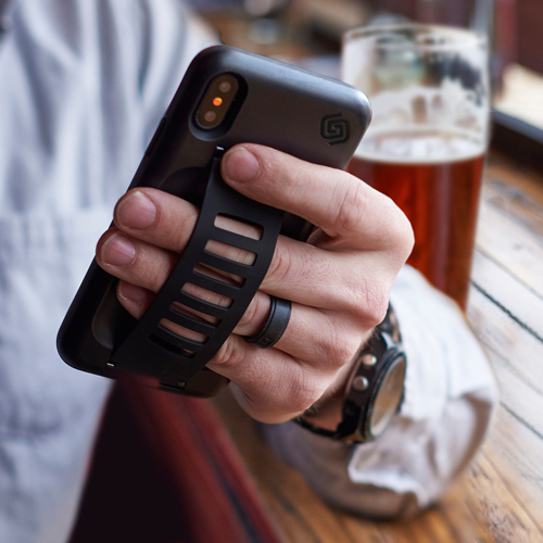 CONNECT   Hi-tech bands improve control of your mobile phone