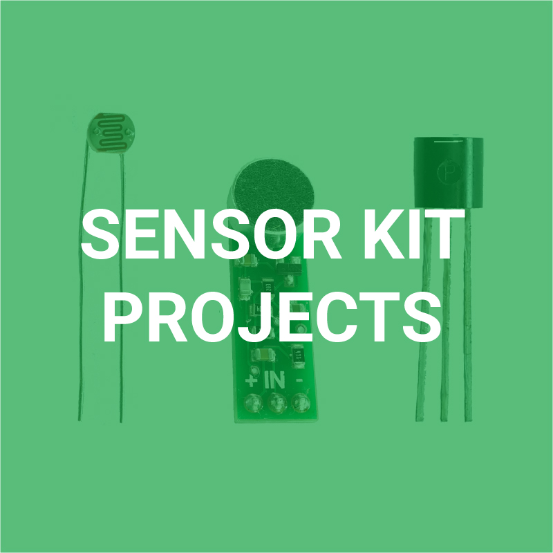 Click for Sensor Projects!