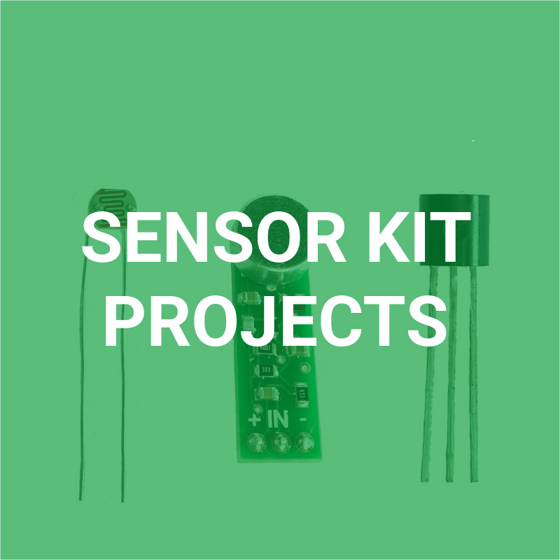 Lets Start Coding Sensor Projects