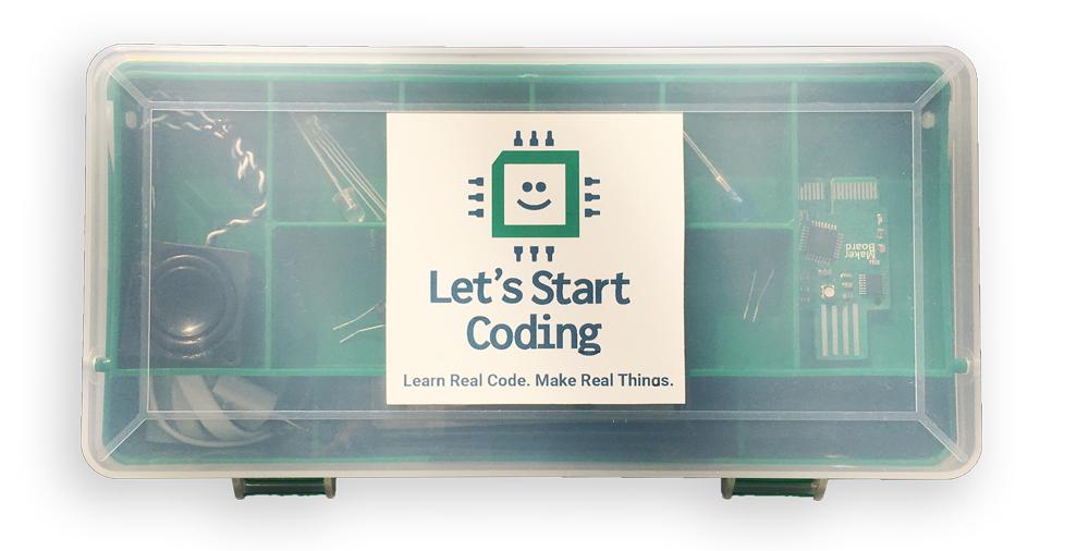 Lets-Start-Coding-Kit