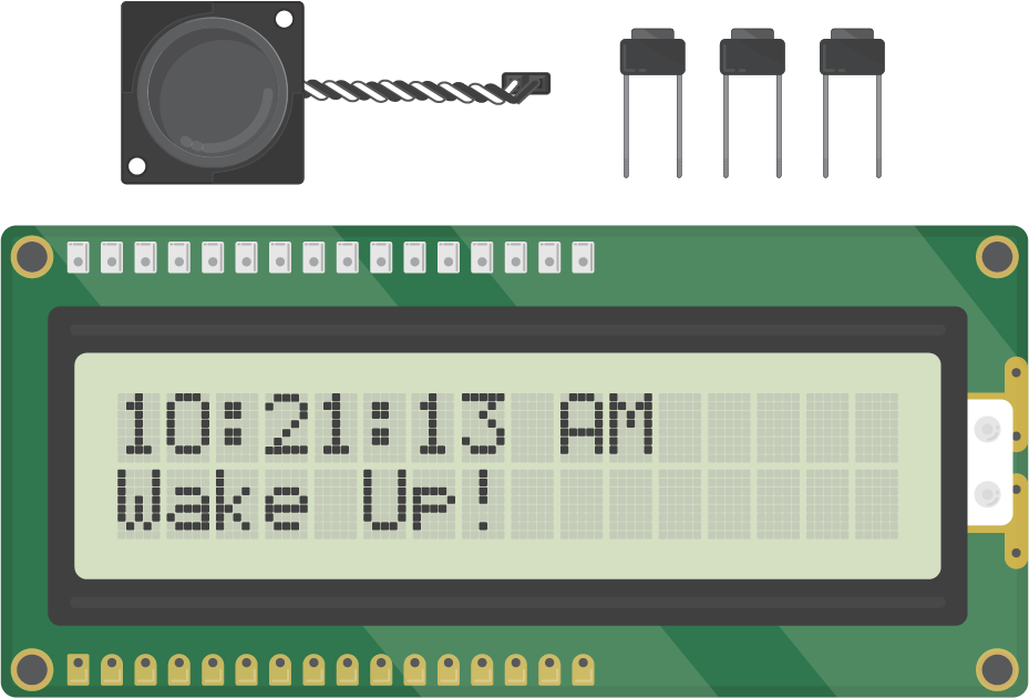 Lets-Start-Coding-Maker-Screen-Alarm-Clock