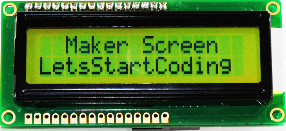 Lets-Start-Coding-Maker-Screen-Text