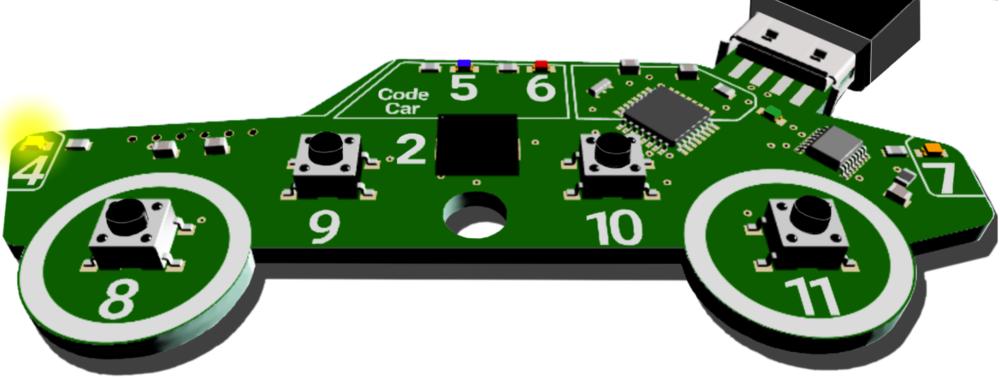 Blink Hookup: 1 LED in pin 13. Remember shorter leg of LED is ground.