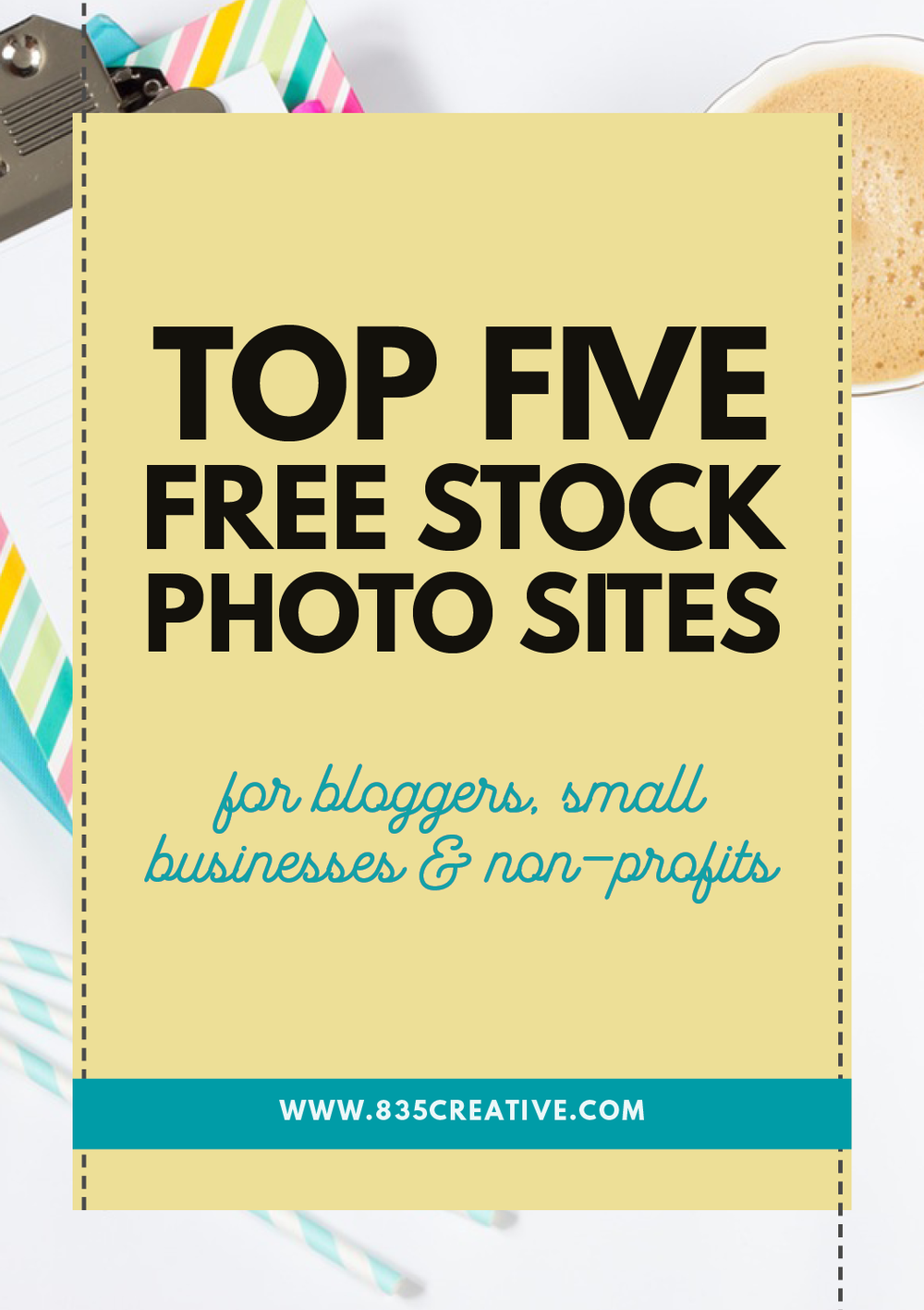 Best Free Stock Photo Sites for Bloggers, Small Businesses and Non-Profits