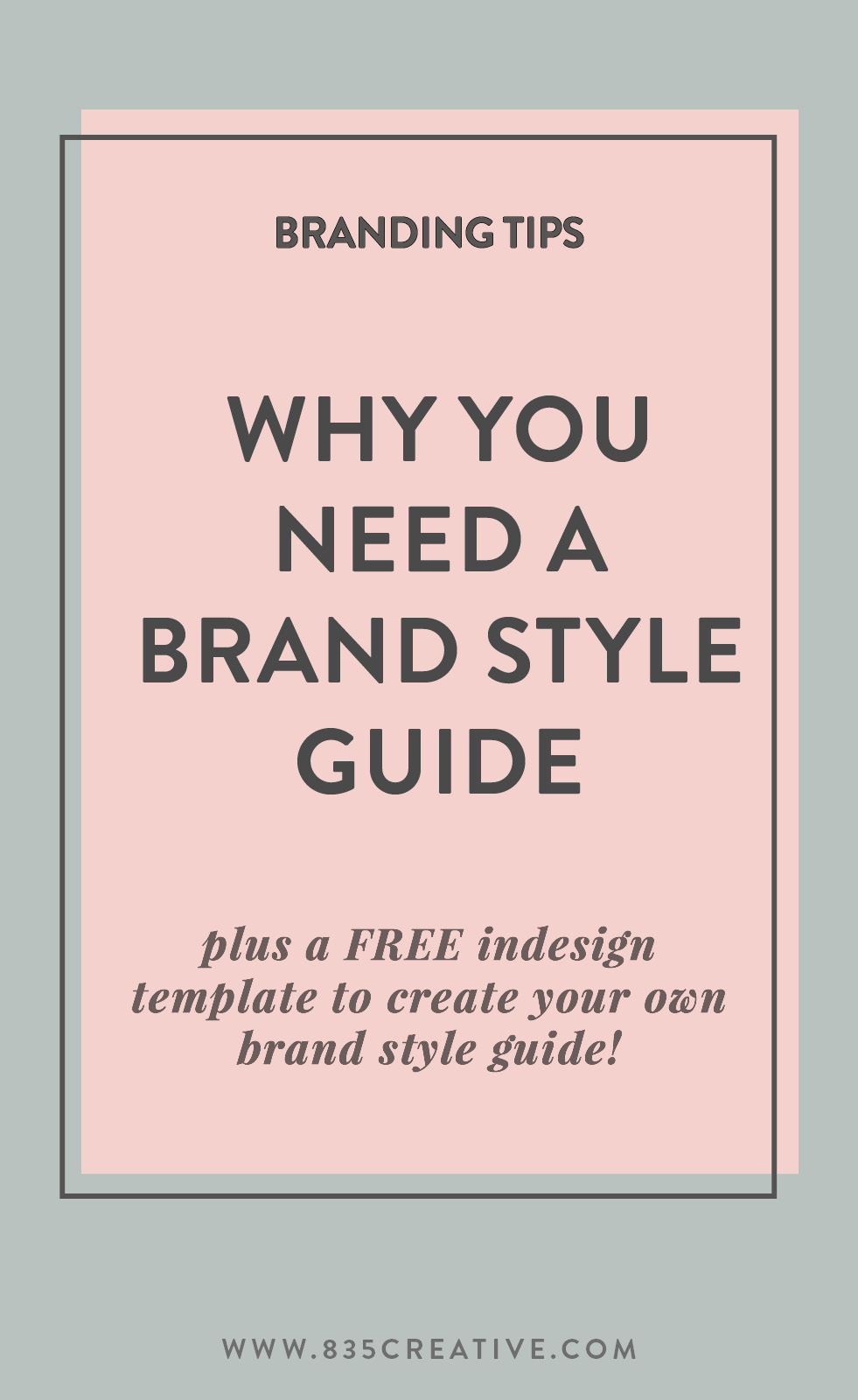 Why You Need A Brand Style Guide for Your Blog, Business or Organization.