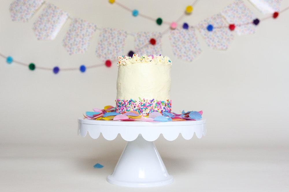 Tulsa Oklahoma Smash Cake Photographer