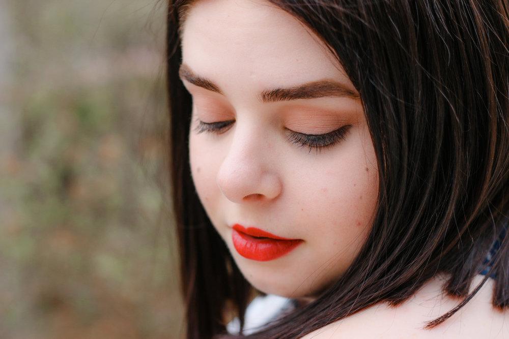 Tulsa Senior Portrait Photographer - Brenda Dalton