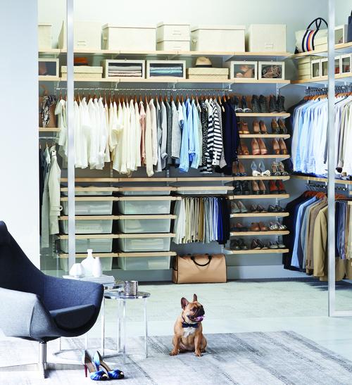 Superior Elfa® Closet Design Services