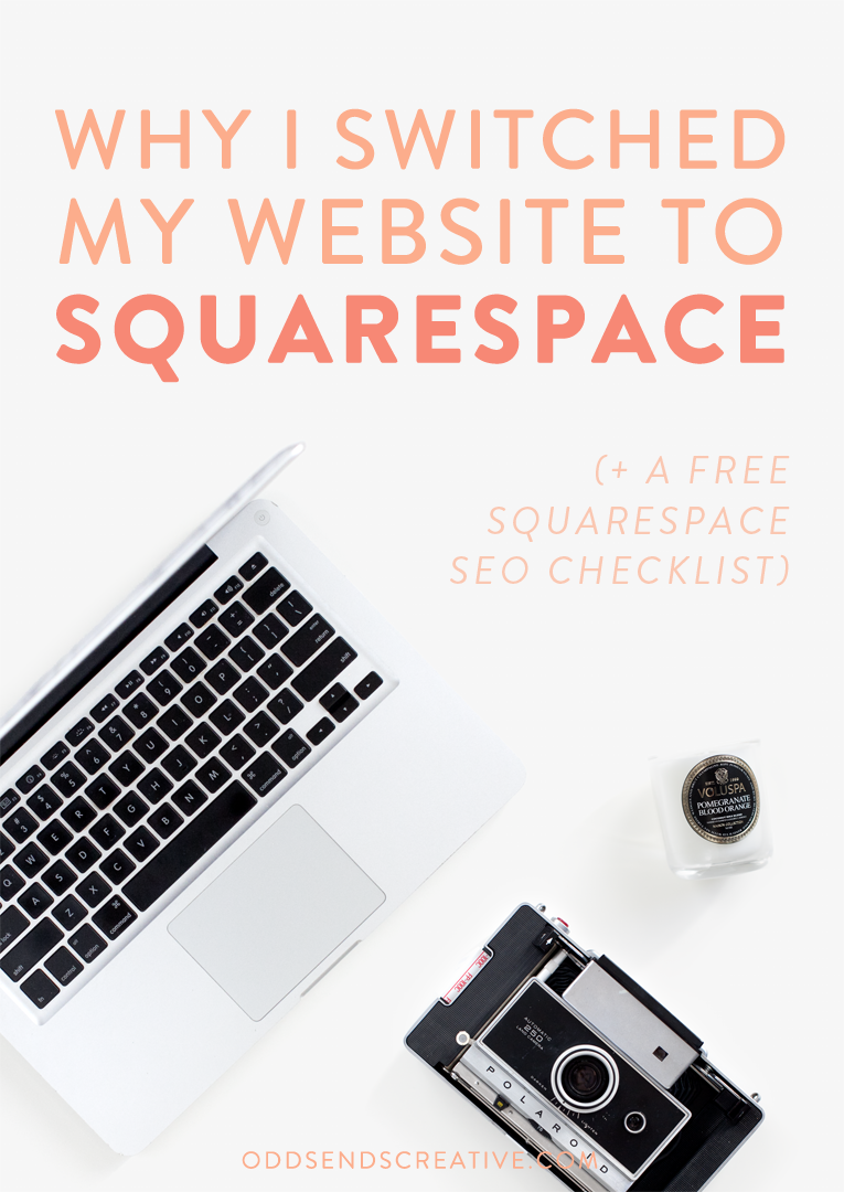 Squarespace SEO for Creative Entrepreneurs