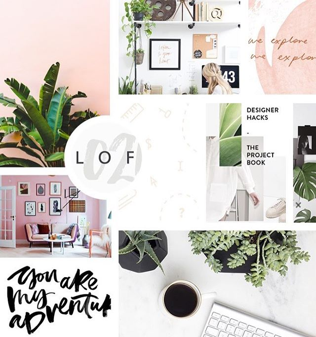 Happy #moodboardmonday! Some summer meets minimalist inspiration for an upcoming project. So excited about this one, friends!! 🙊😍