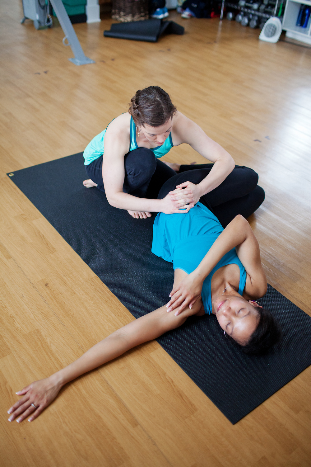 WomanWiser Doula Collective offers Yoga with Angela Towers