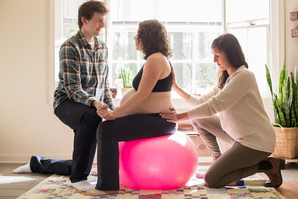 Birth doulas of WomanWise Doula Collective