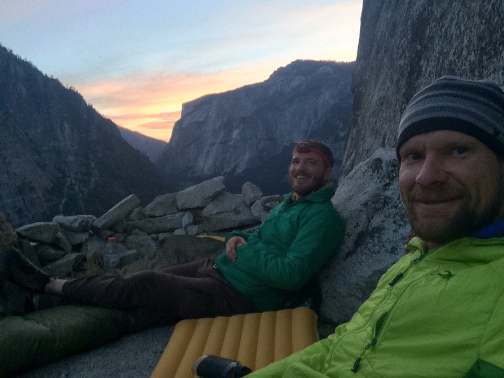 Best wall bivy in Yosemite