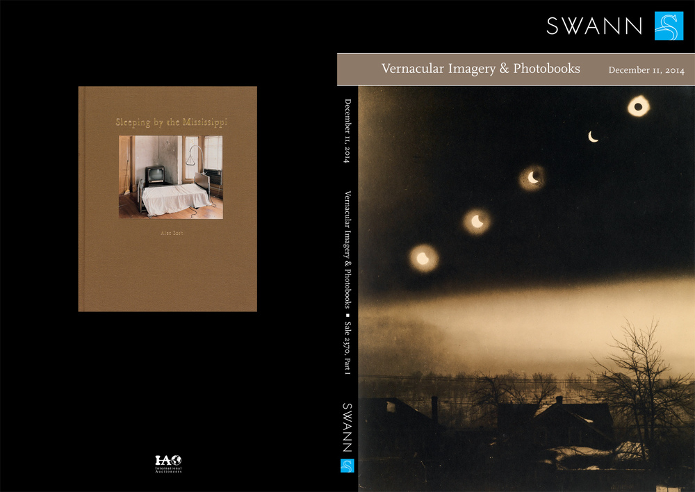 Swann Catalogue Cover; December 2014