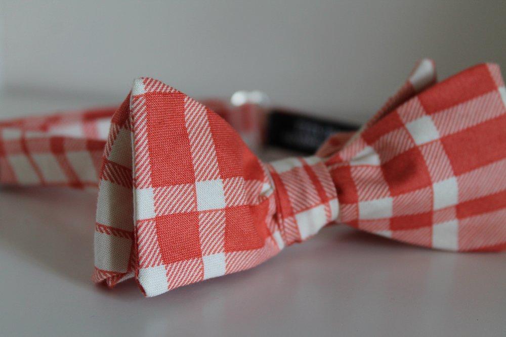 Copy of Orange tartan