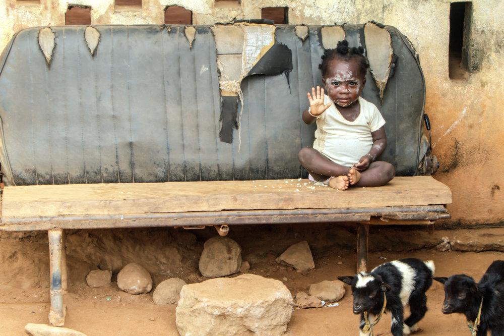 Butre, Ghana
