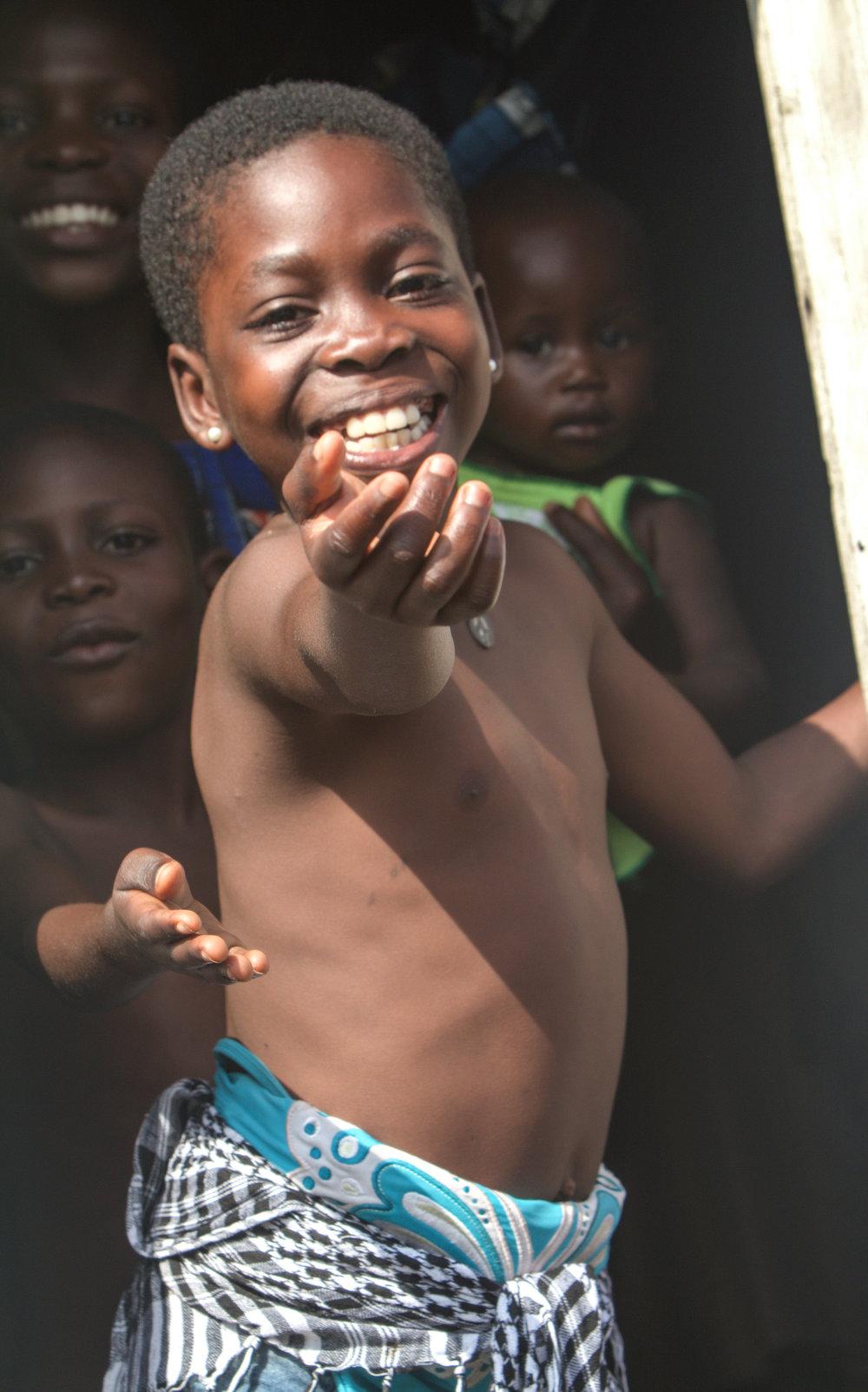 Grand Bassam, Côte d'Ivoire