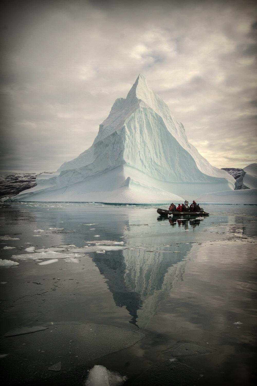 Scoresby Sund, Greenland