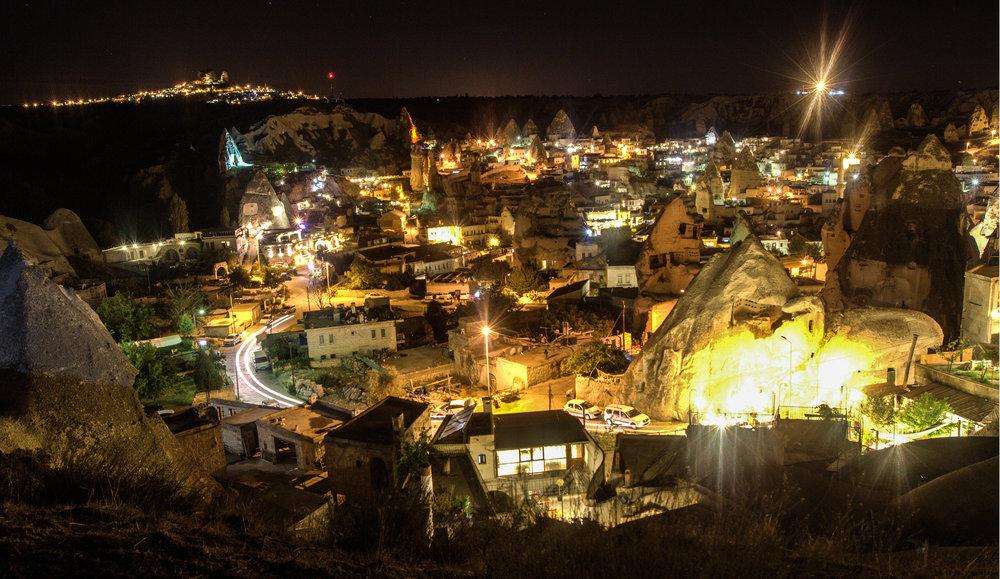 Goremé, Turkey