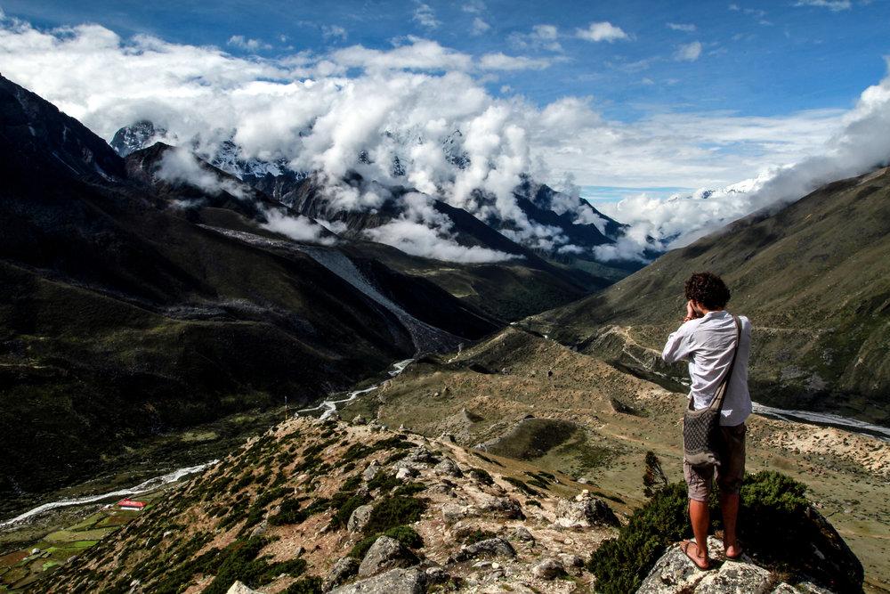 Central Himalayas, Nepal