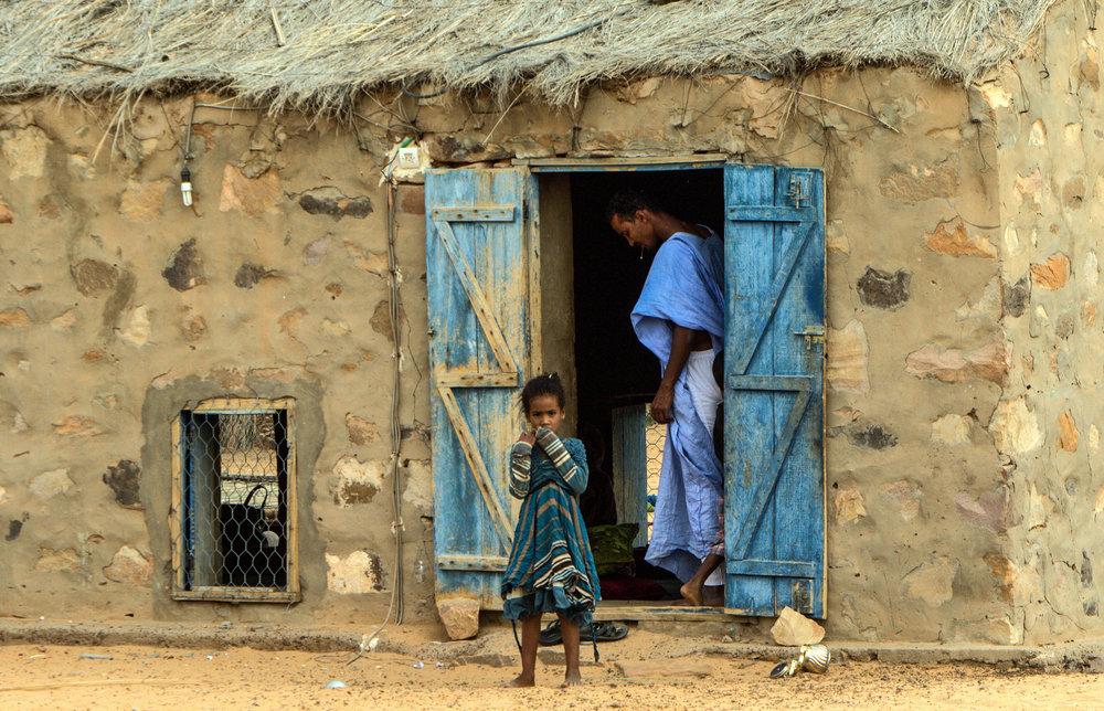 Terjit, Mauritania