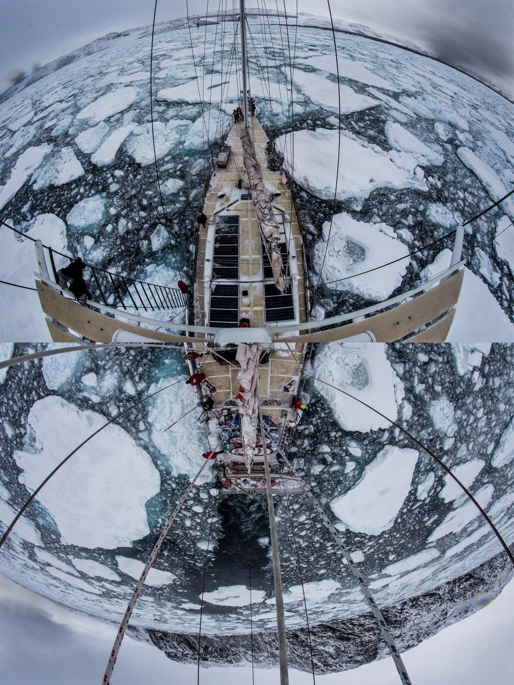 Bellot Strait, Canada