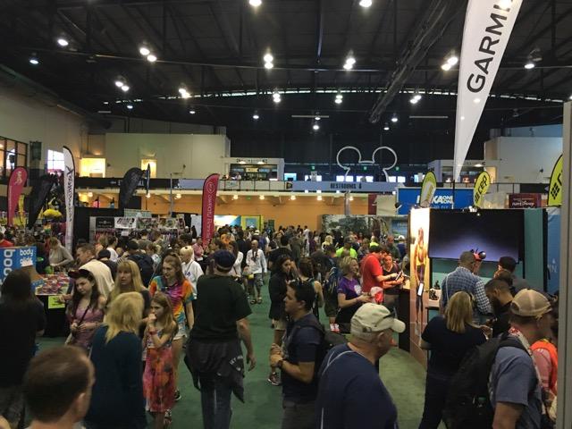 The RunDisney Expo