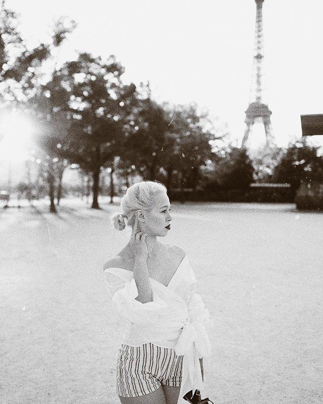 Ah París, tu me manques.