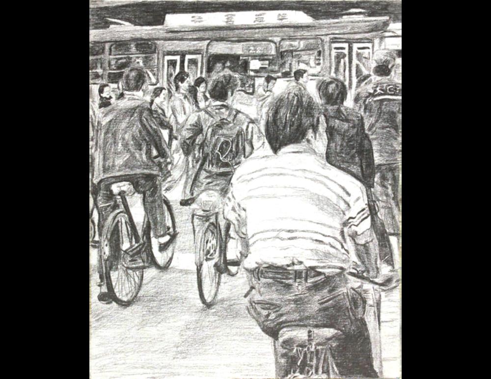 Bikes of Beijing