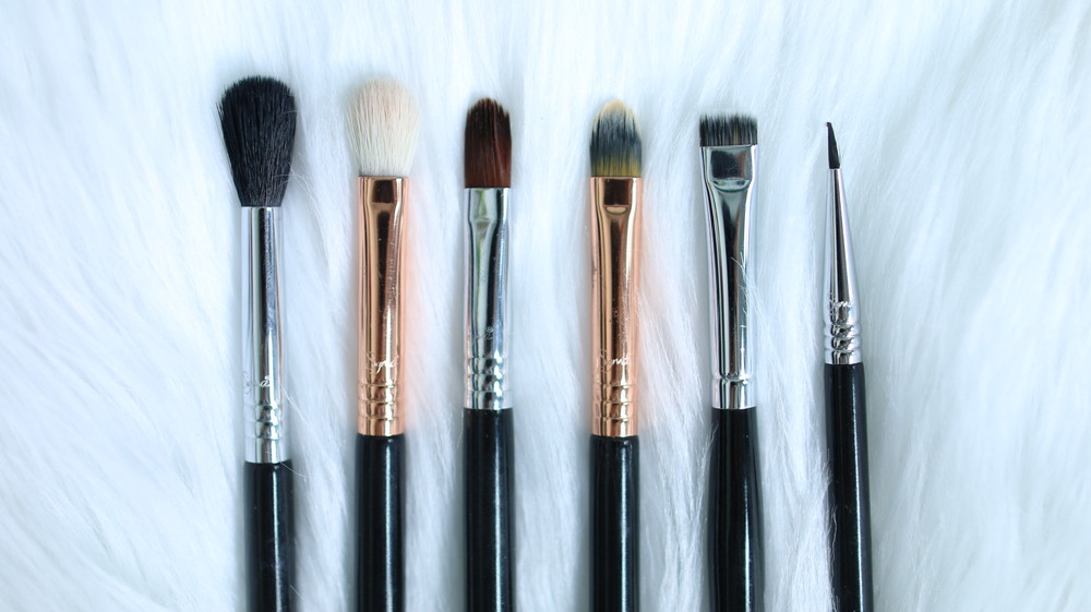 best eyeshadow brushes. if you have large lids i am your best blender. also soften any eyeshadow look. brushes s