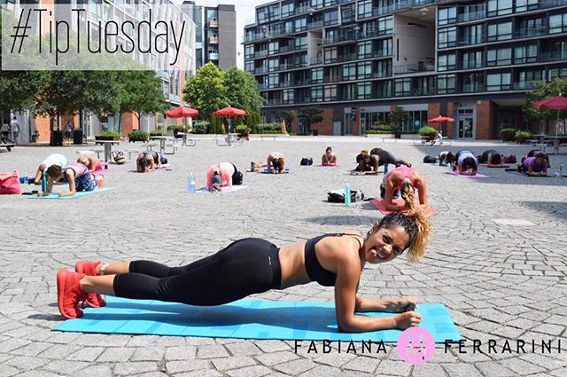 #TipTuesday If your trying to get abs, then planks are one way to do it! Holding the position takes strength and endurance in your abs, back, and core. The plank is one of the best exercises for core conditioning but it also works your glutes and hamstrings, supports proper posture, and improves balance @cityfitnessphilly