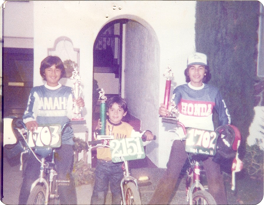 BMX Roots 1977