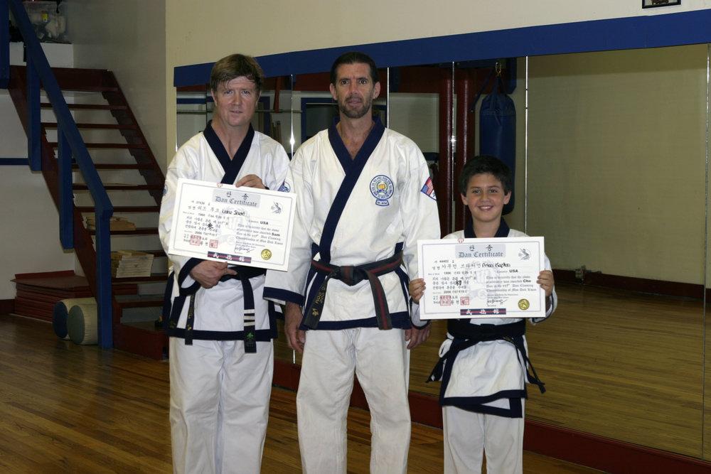 20060802_07 Karate Test.JPG