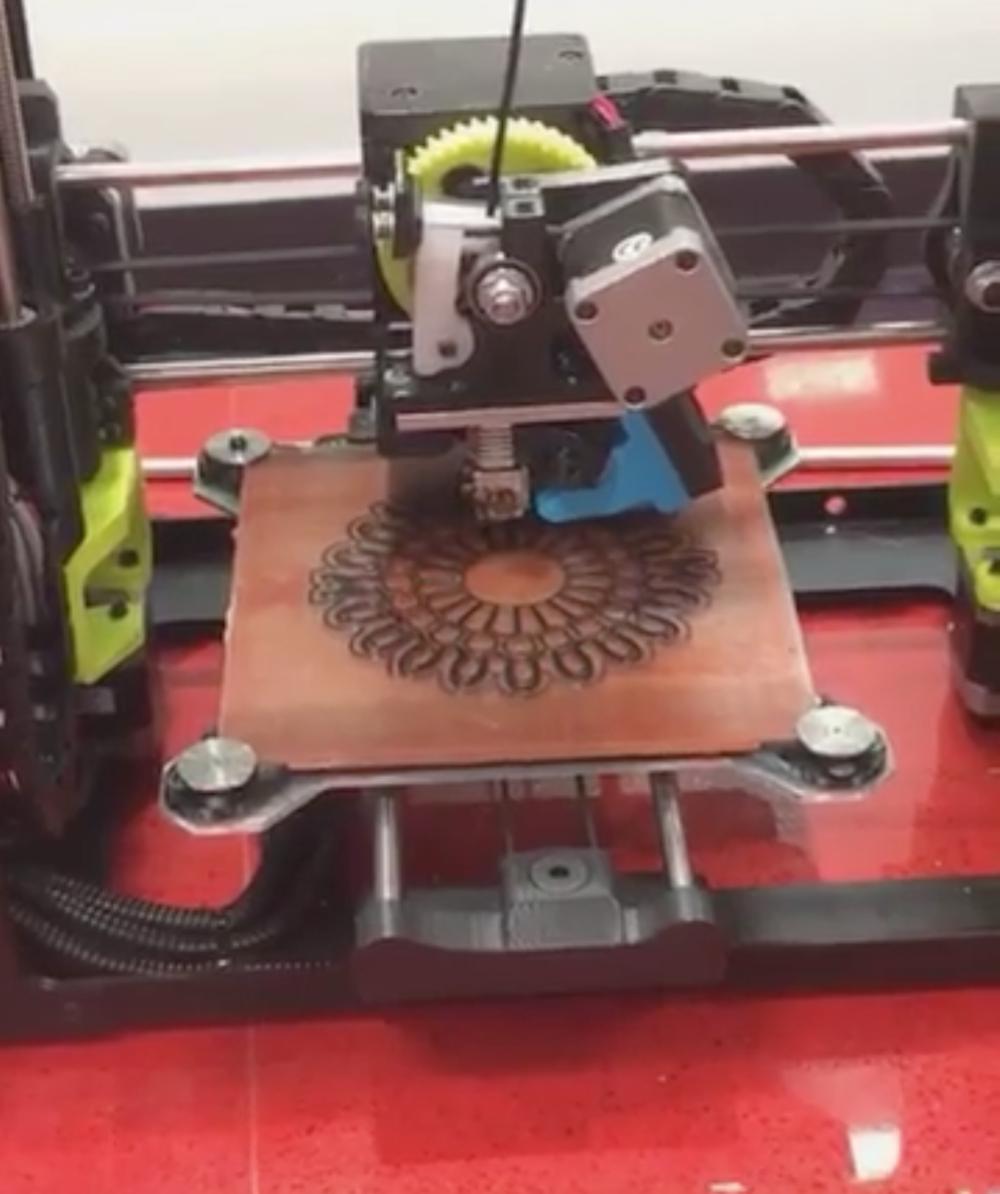 3D Printing Vest Piece