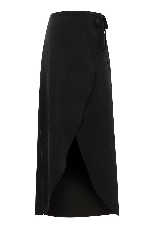 Topshop Wrap Skirt $65.00