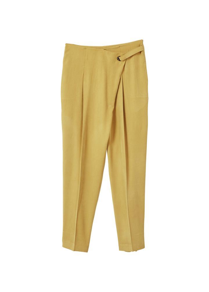 Mango Wrap Trousers $59.99