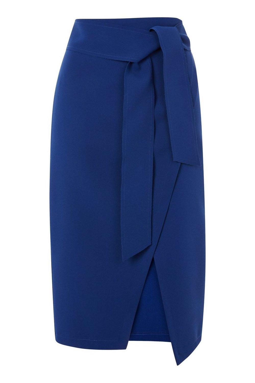 Topshop Wrap Skirt $100.00