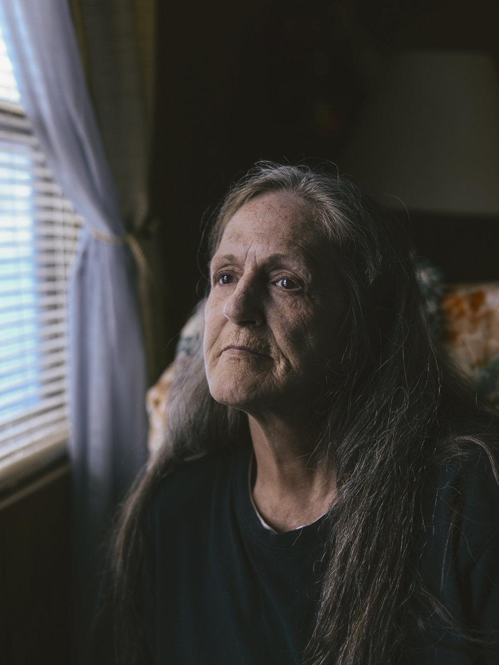 Jean at Home , 2016, Lincoln, NE