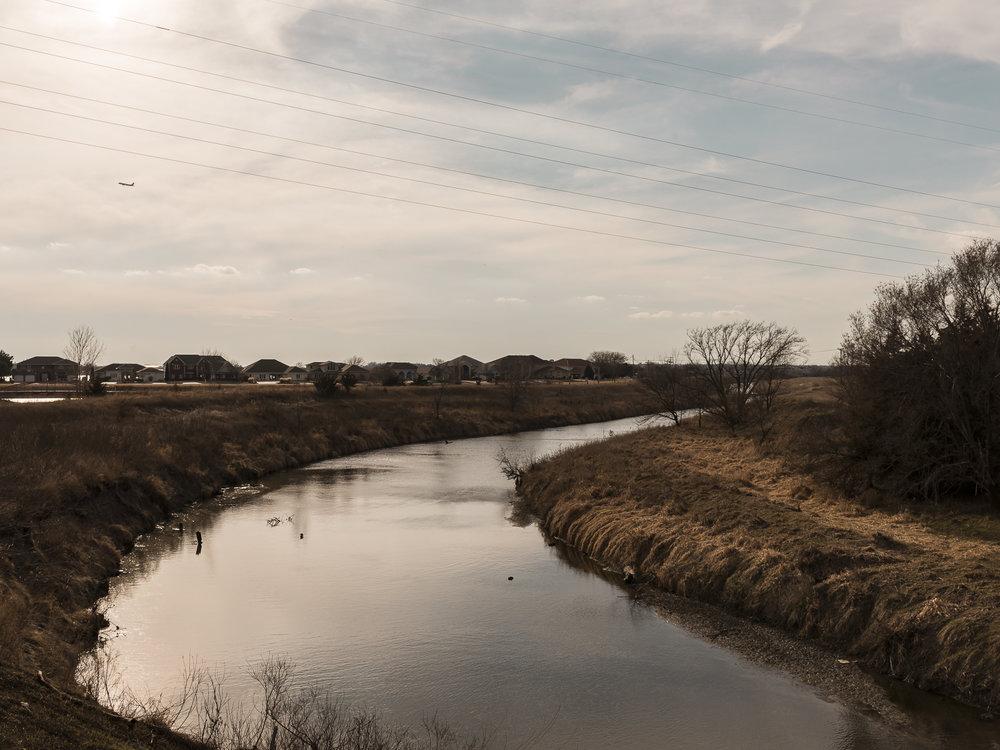 Salt Creek , 2017, Lincoln NE